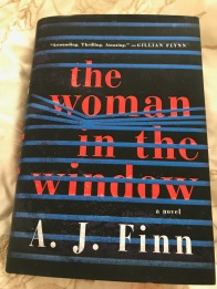 Woman In Window Book